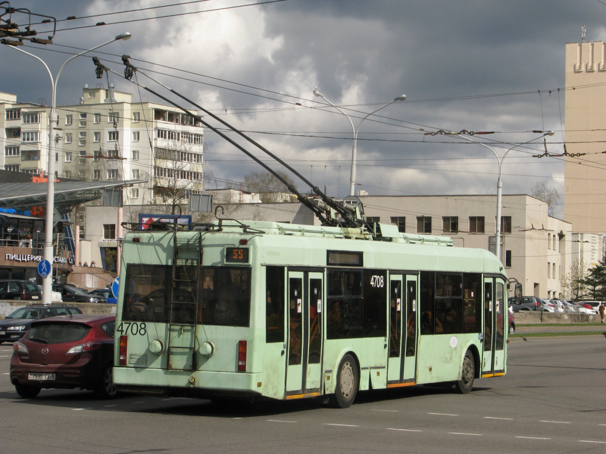 Минск. АКСМ-321 №4708