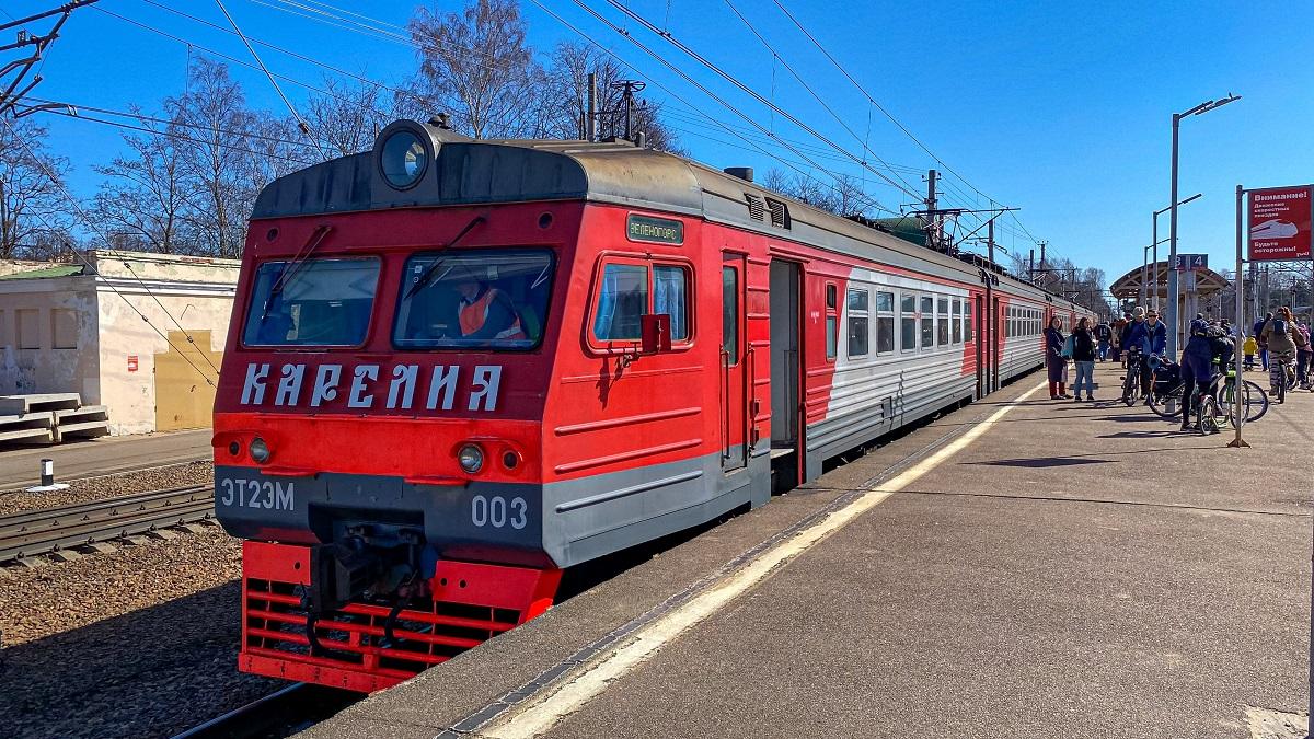 Санкт-Петербург. ЭТ2ЭМ-003