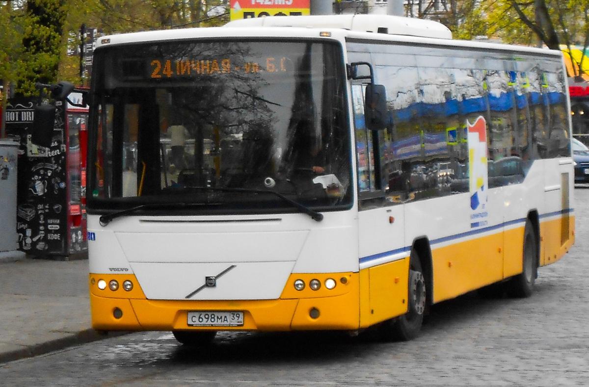 Калининград. Volvo 8700LE с698ма