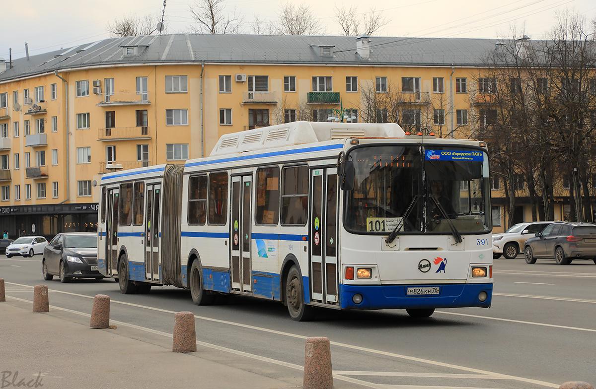 Великий Новгород. ЛиАЗ-6212.70 н826кн