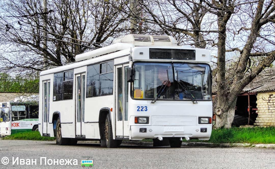 Ставрополь. БТЗ-52764Р №223