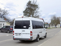 Погар. Луидор-223203 (Mercedes-Benz Sprinter) м891ур
