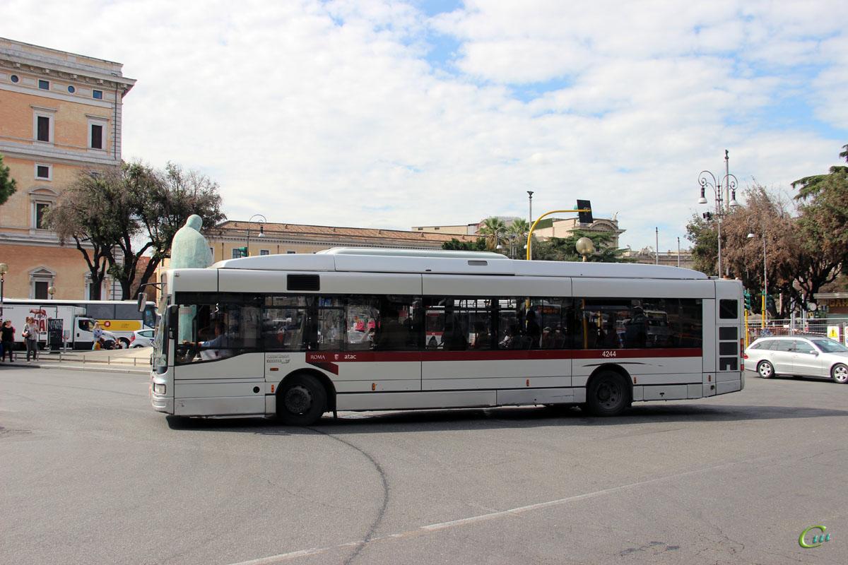 Рим. Irisbus CityClass CNG DE 475LS