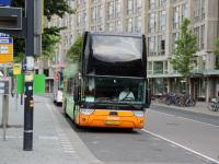 Роттердам. Van Hool TDX27 Astromega 77-BJK-9