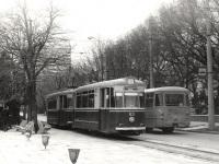 Евпатория. Gotha B57 №63, Gotha T57 №3, ЛиАЗ-677 28-54ЦСЕ
