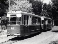 Евпатория. Gotha T59E №22, Gotha B59E №66