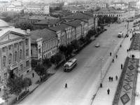 Тамбов. Троллейбус МТБ-82