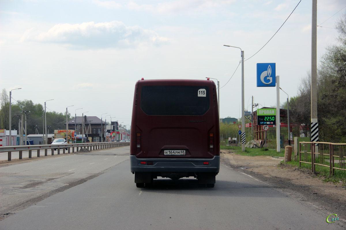 Тамбов. ГАЗель Next н164рм