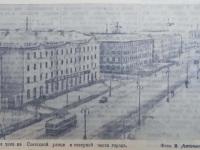 Тамбов. Троллейбус МТБ-82Д