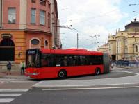 Ческе-Будеёвице. Solaris Urbino 18 7C2 6985