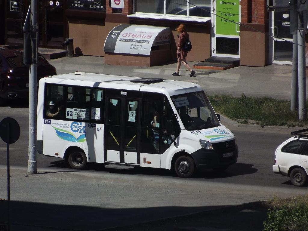 Омск. Луидор-2250DS (ГАЗель Next) у494ес