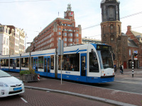Амстердам. Siemens Combino №2145
