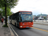 Берген. Irisbus Crossway LE 12.8M UA 31117