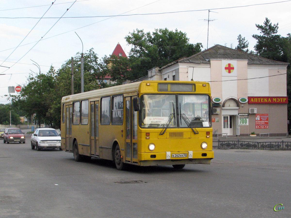 Брянск. ЛиАЗ-5256.30 к262кк