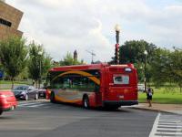 Вашингтон. New Flyer XD40 B 48451