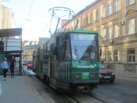 Львов. Tatra KT4D №1160