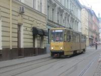 Львов. Tatra KT4SU №1091