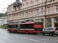Зальцбург. Solaris Trollino 18 AC MetroStyle №332
