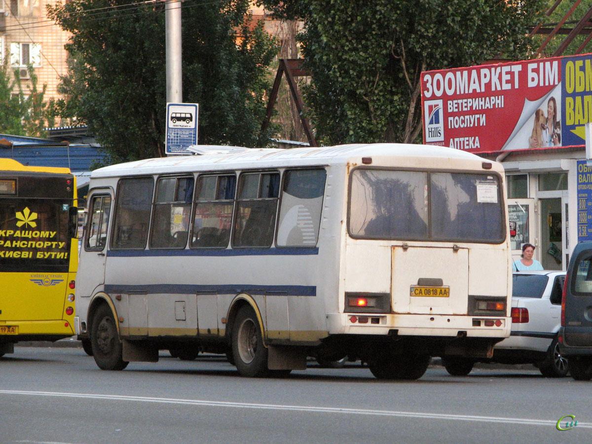 Киев. ПАЗ-4234 CA0818AA