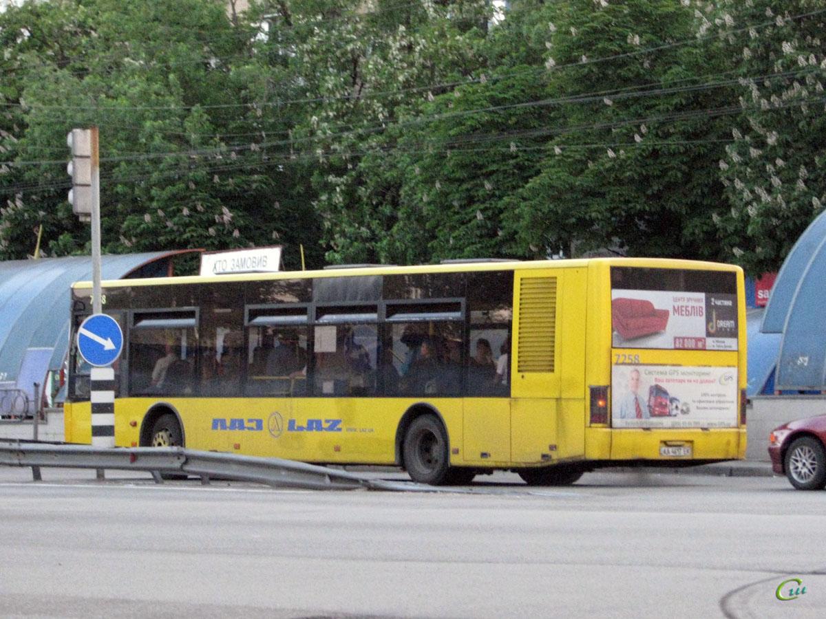 Киев. ЛАЗ-А183 AA4617EX