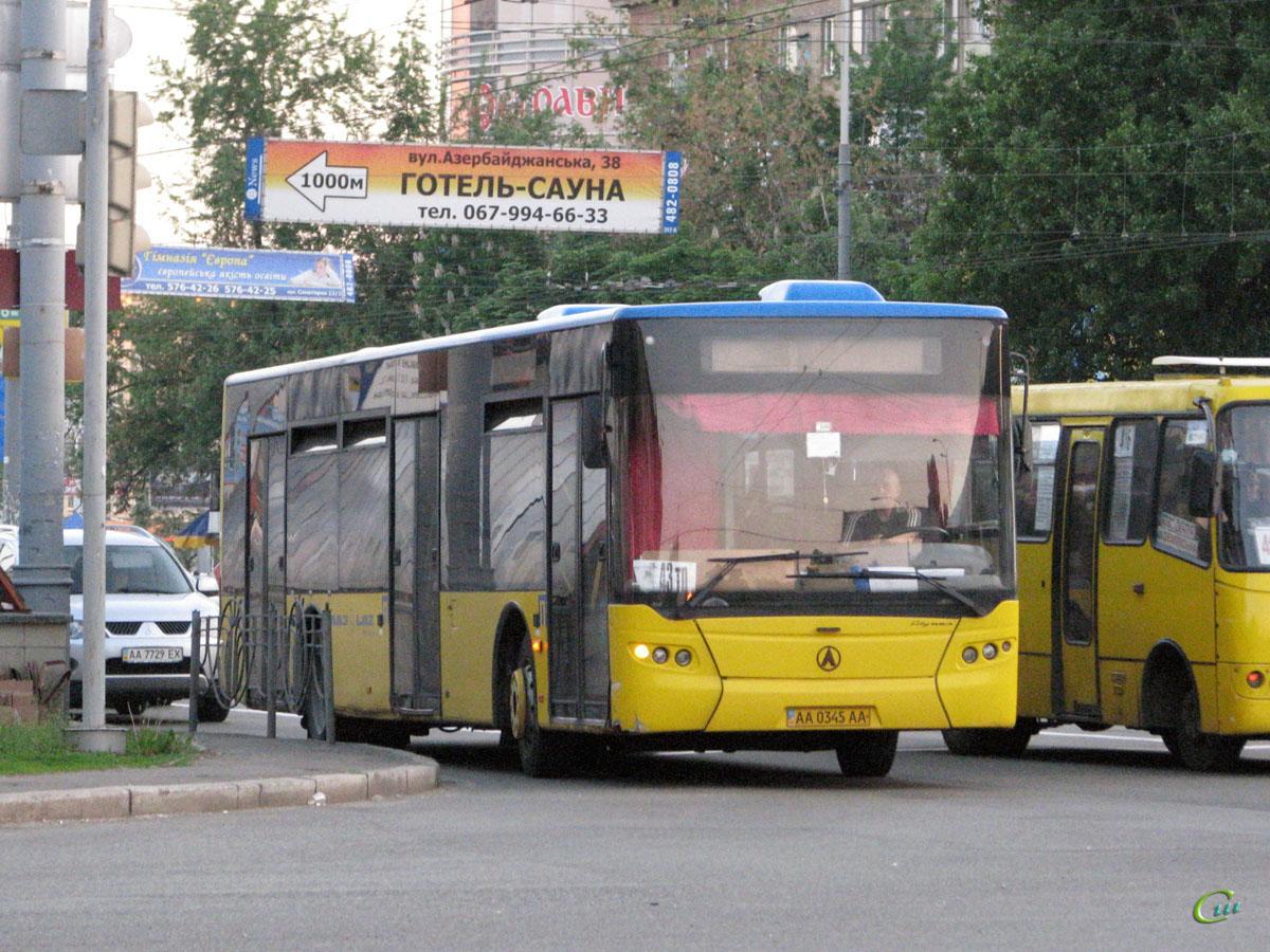 Киев. ЛАЗ-А183 AA0345AA