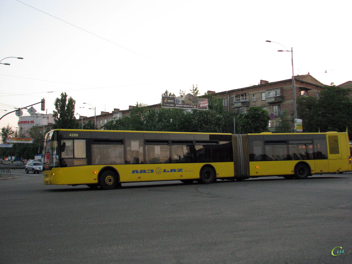 Киев. ЛАЗ-А292 AA0549AA