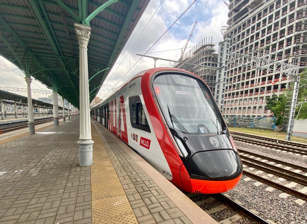 Москва. ЭГ2Тв-031 Иволга