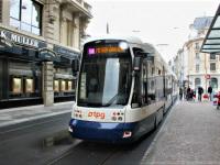 Женева. Bombardier Cityrunner №880