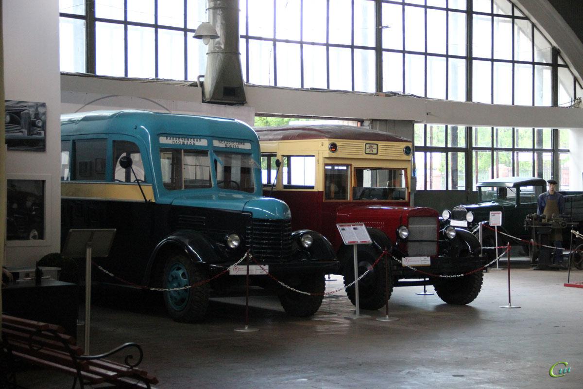 Москва. АКЗ-1 №001, ЗиС-8 №016