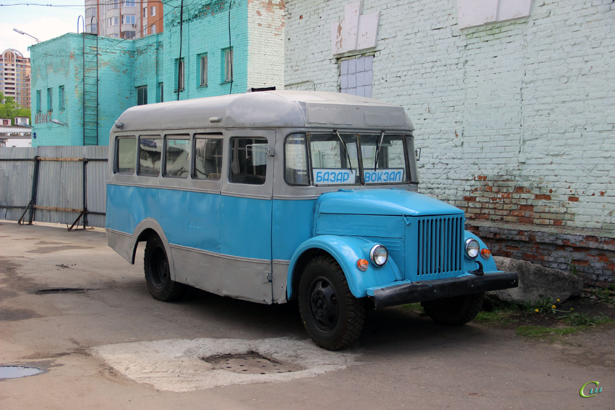 Москва. ГЗА-651 №(б/н)