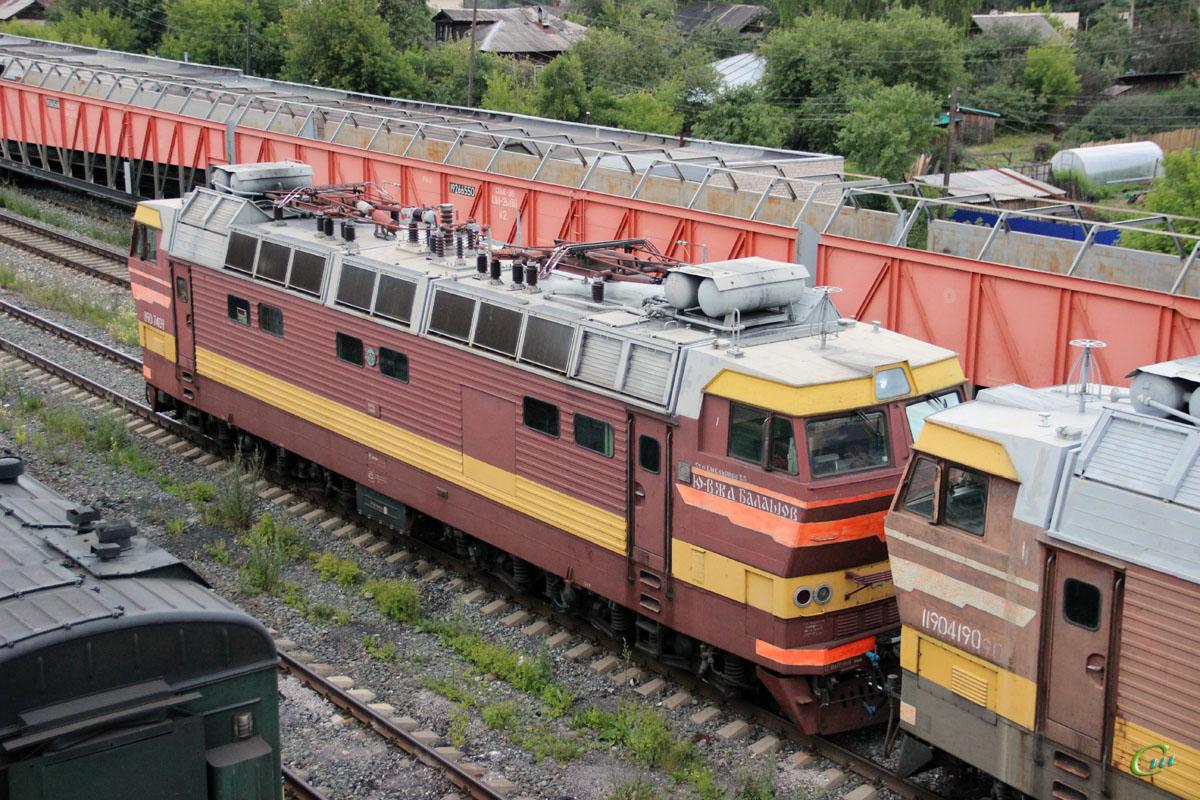 Киров. ЧС4т-740
