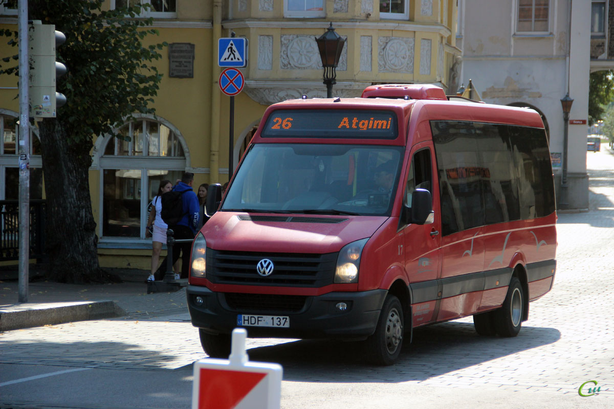 Клайпеда. Altas Ecoline HDF 137