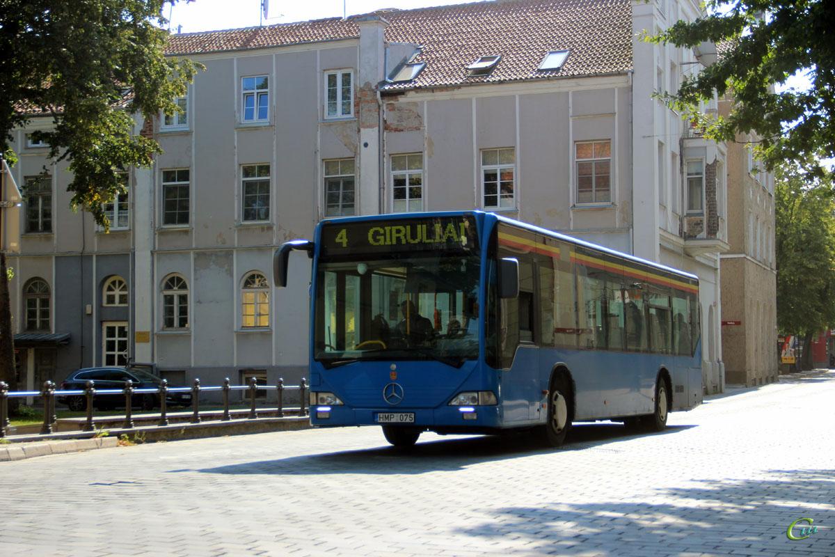 Клайпеда. Mercedes-Benz O530 Citaro HMP 075