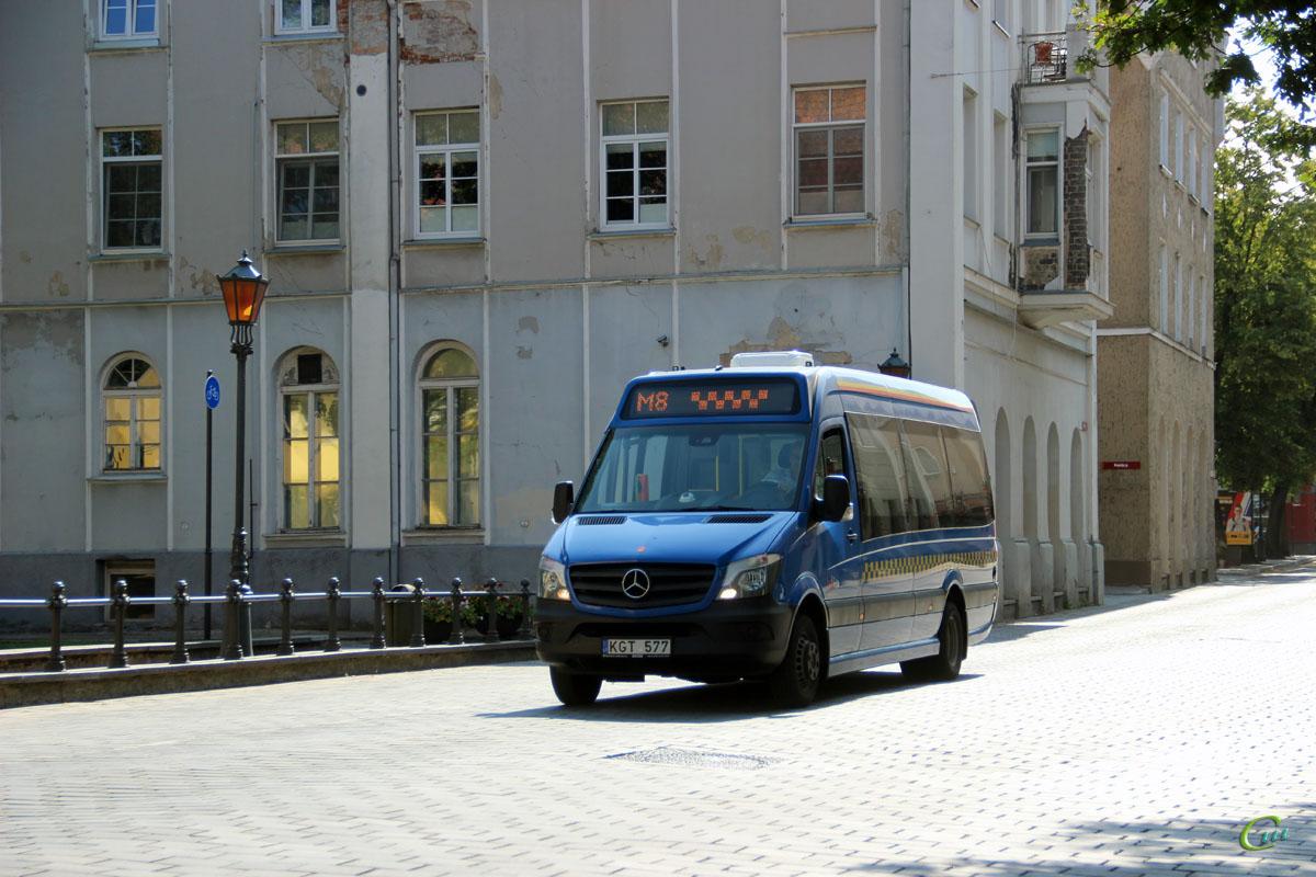 Клайпеда. Altas Cityline KGT 577