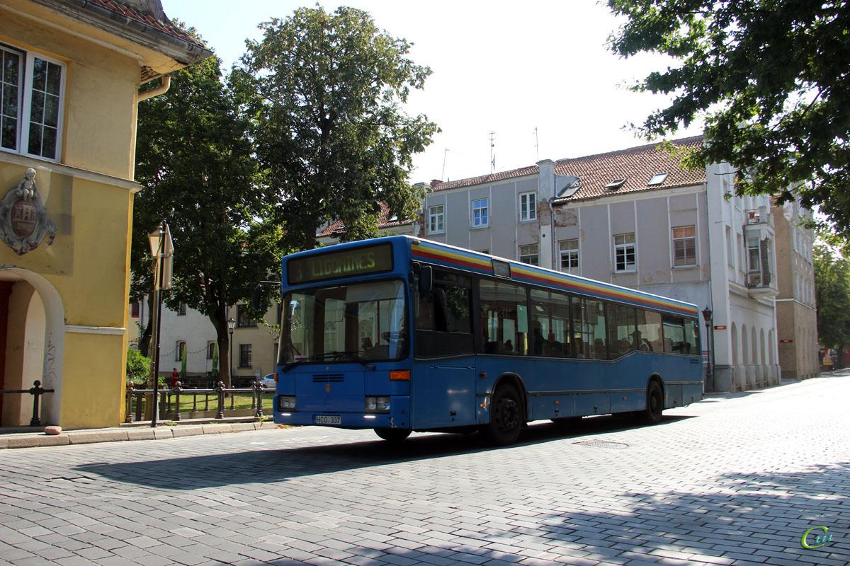 Клайпеда. Mercedes-Benz O405N HCO 337