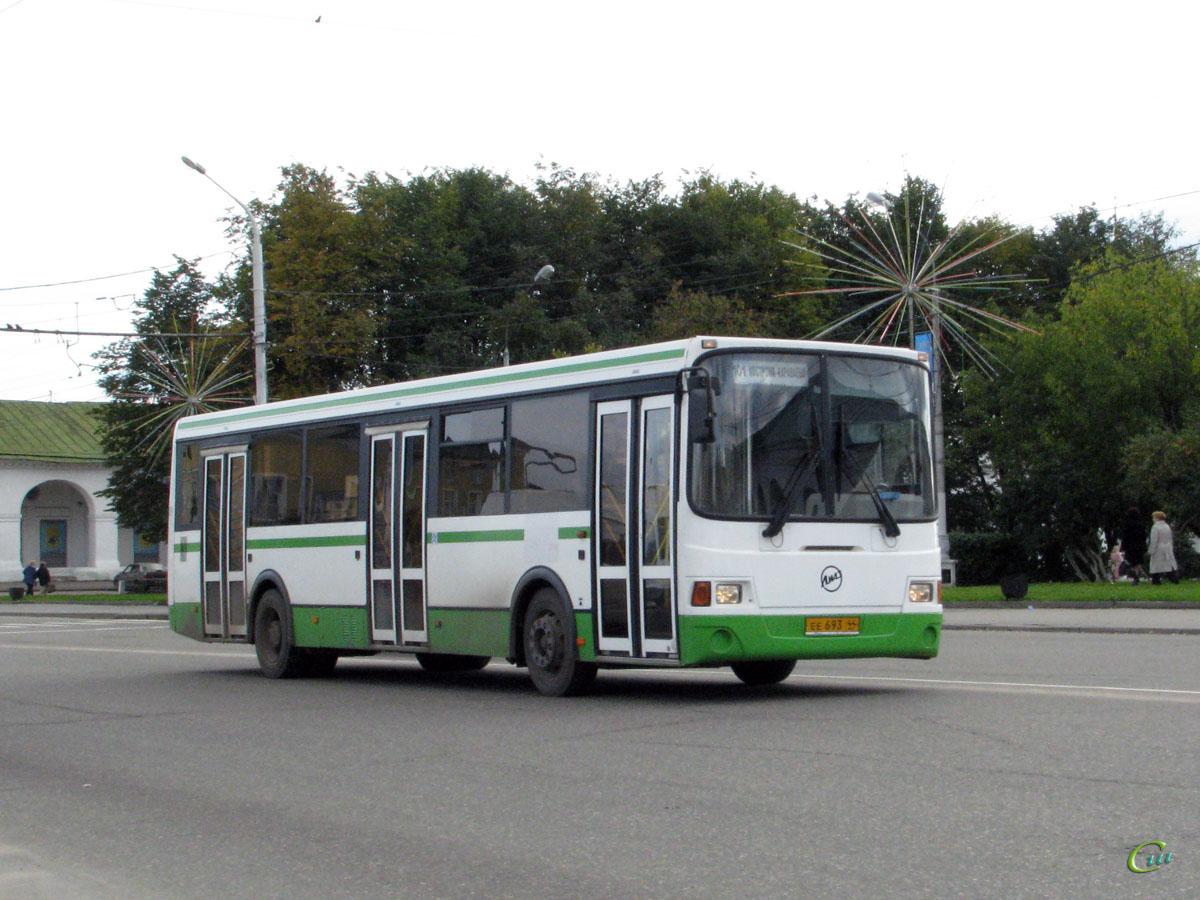 Кострома. ЛиАЗ-5256.36 ее693