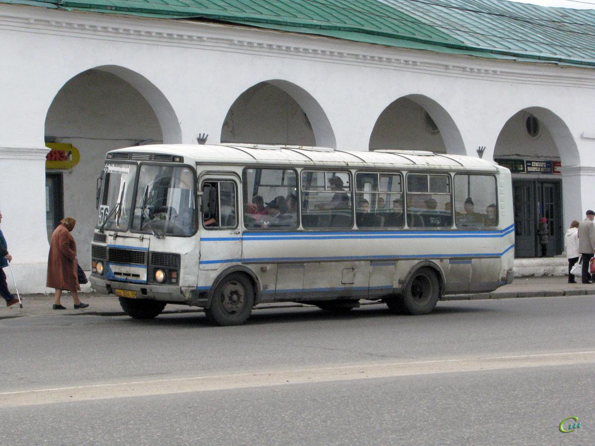 Кострома. ПАЗ-4234 ее354