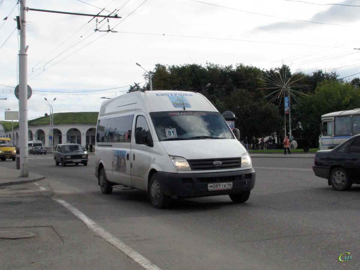 Кострома. LDV Maxus м089тк