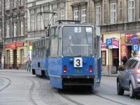 Краков. Konstal 105Na №781