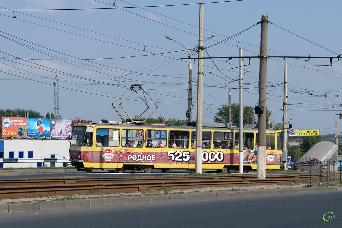 Курск. Tatra T6B5 (Tatra T3M) №011