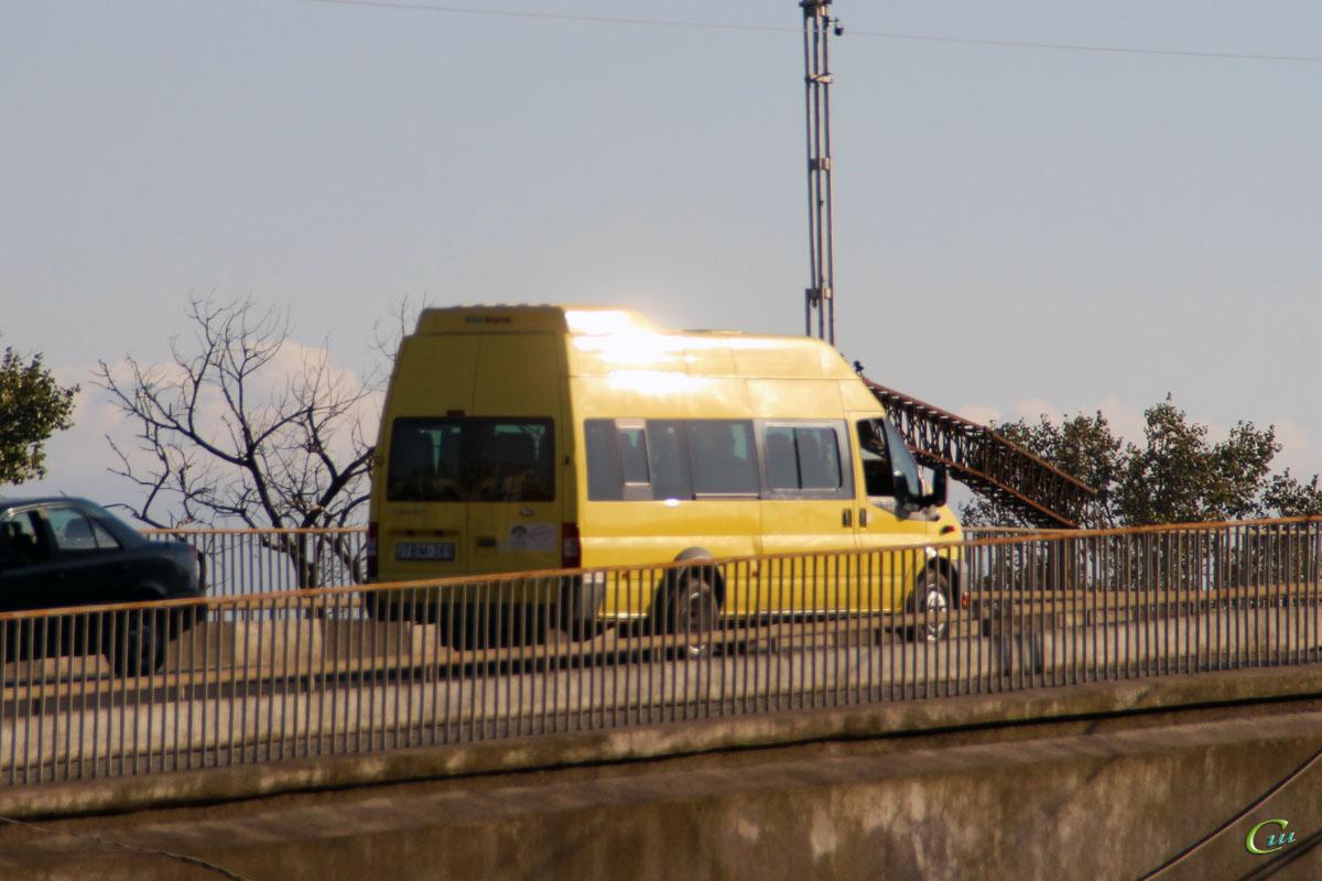 Кутаиси. Avestark (Ford Transit) TBM-369