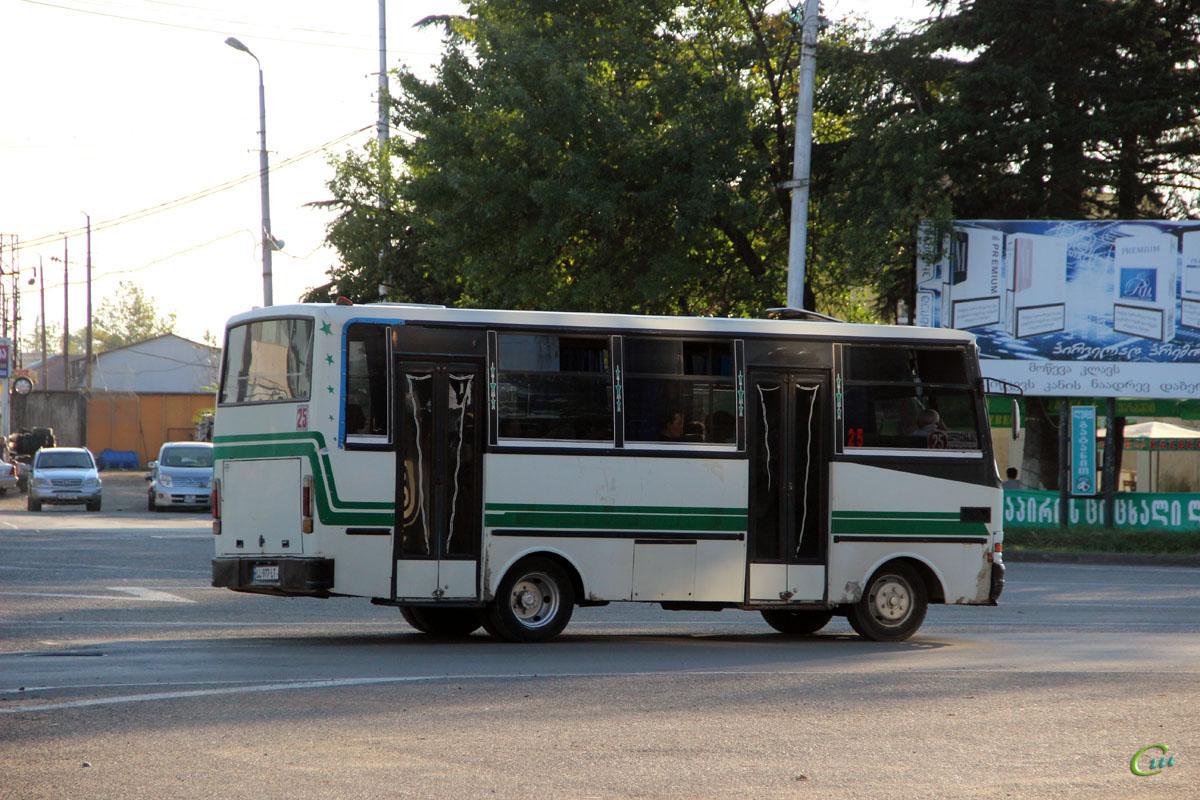Кутаиси. Otoyol M23 HD LL-977-LT
