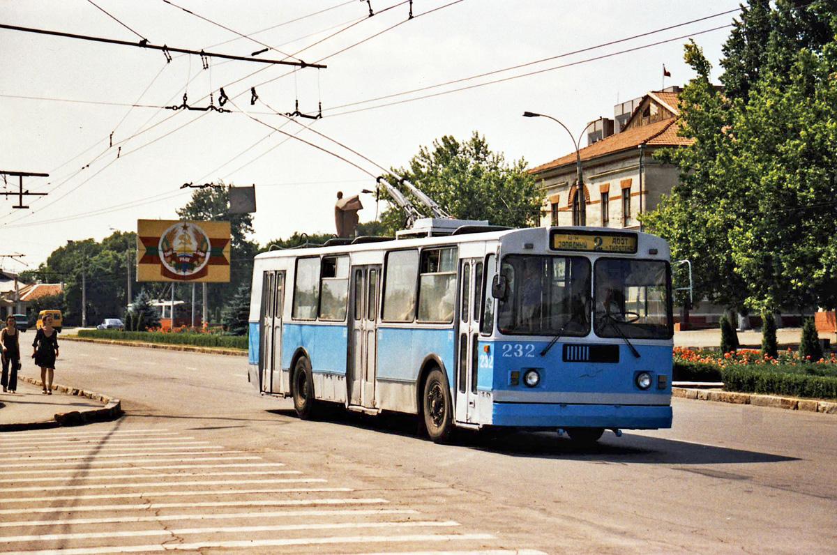 Тирасполь. ЗиУ-682Г00 №232