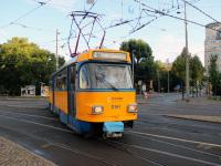 Лейпциг. Tatra T4D-M1 №2141
