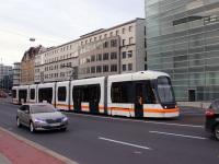 Линц. Bombardier Cityrunner №020