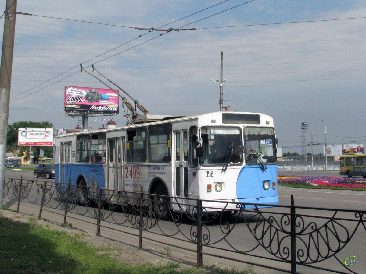 Липецк. ЗиУ-682Г00 №098
