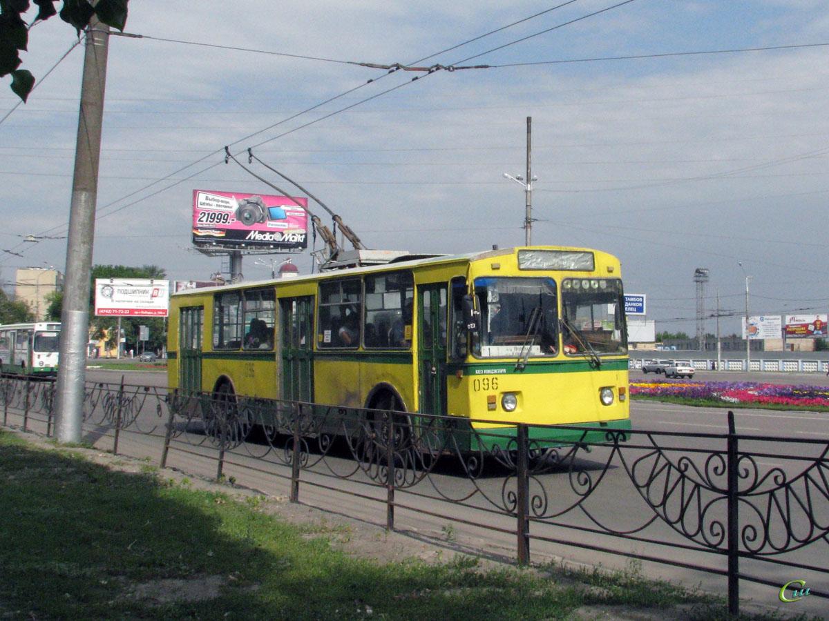 Липецк. ЗиУ-682Г00 №096
