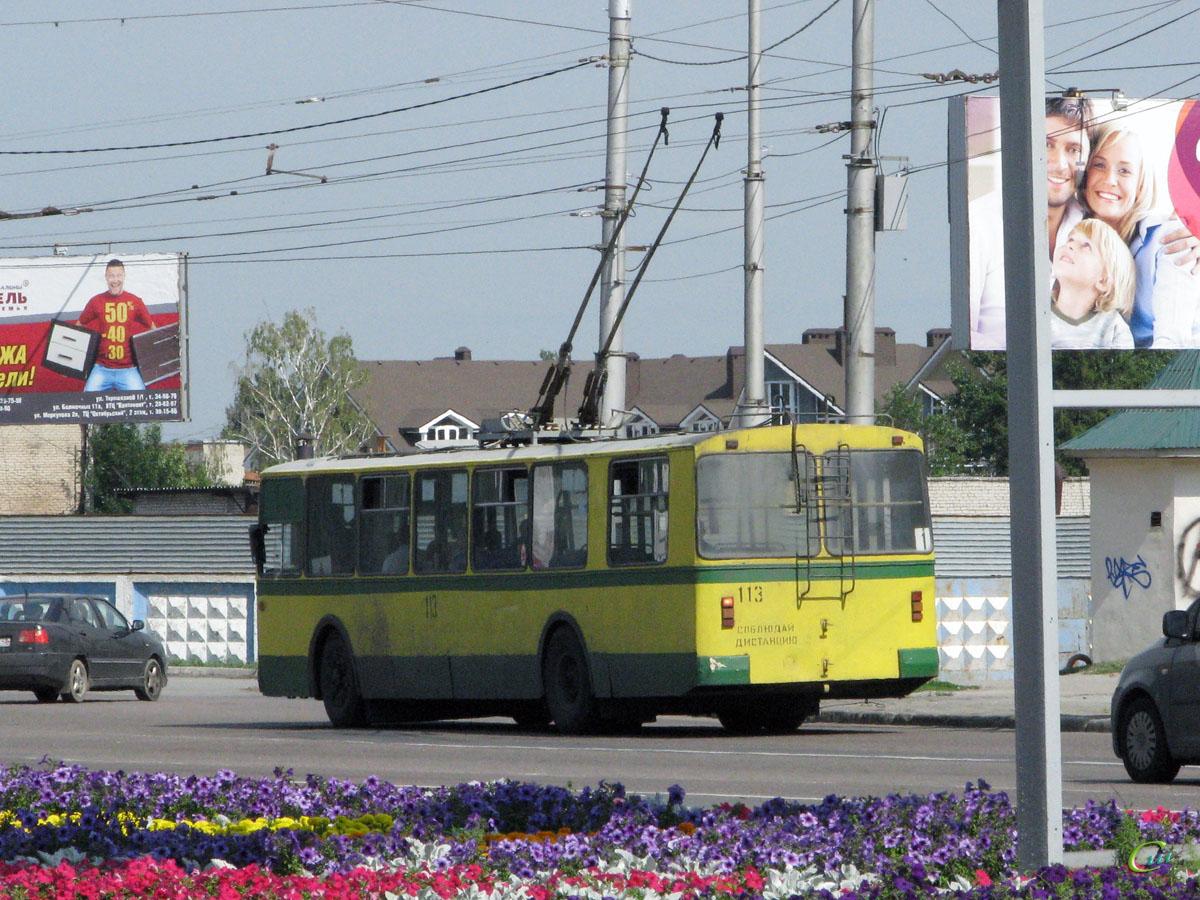Липецк. ЗиУ-682Г00 №113