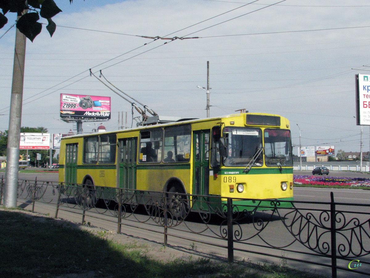 Липецк. ЗиУ-682В-013 (ЗиУ-682В0В) №089