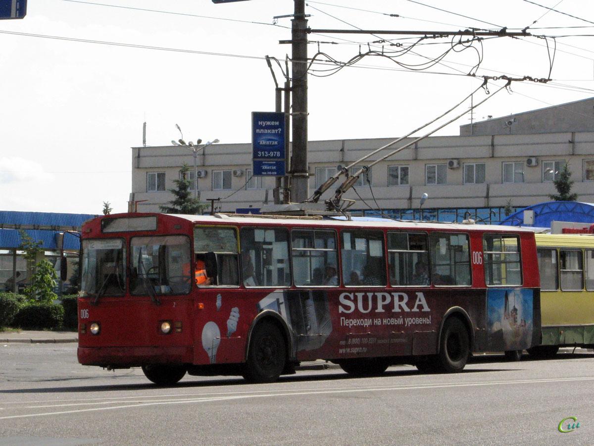 Липецк. ЗиУ-682Г00 №006
